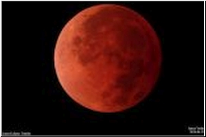 Lunar Eclipse Totality: 2014.04.15
